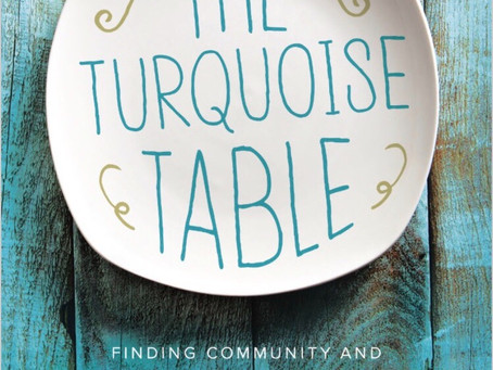 Check out this Turquoise Table movement