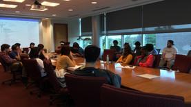 Students Given Leadership Positions at PSGA Senate Meeting