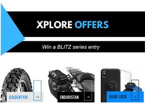Win a 2021 BLITZ Series entry