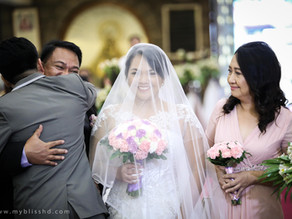 { Kevin + Debbie } Sta. Rita de Cascia and Bella Ibarra | Wedding Photography and Cinematography