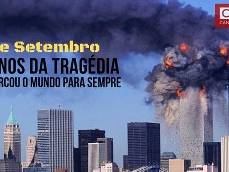 18 anos do 11 de setembro: 18 curiosidades sobre o atentado às Torres Gêmeas