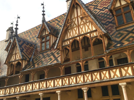 Love Story aux Hospices de Beaune