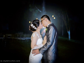 { Enrique + Dianne } A Christian Wedding at Hacienda Solange | Tagaytay Photo and Video Package