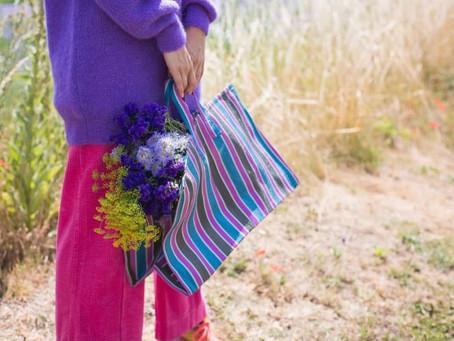 Katia Sanchez, des pulls tout en douceur et en couleurs