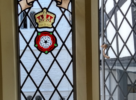 New stained glass window to celebrate quincentenary of Royal Grammar School, Guildford