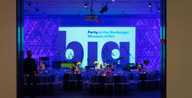 Through the Lens— BIG PARTY: Neuberger Museum of Art Fall Gala