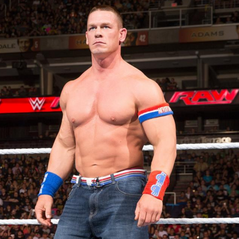 Kind Sports Moments That Rocked Your World - John Cena