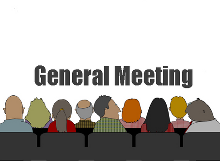 General Membership Meeting , CME and Election