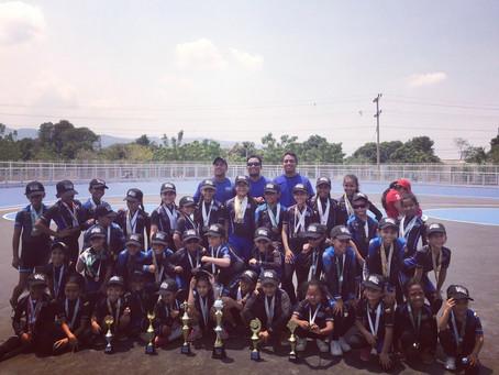 Club barranquillero subcampeon en el 1° Champion Regional de Patinaje