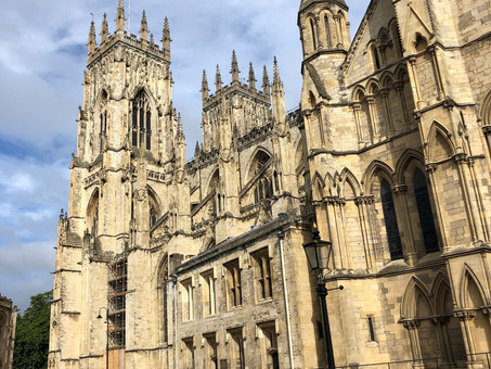 England: York Minster