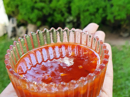Sweet Chili Sauce | Sweet & spicy goodness