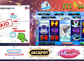 Iceland slot game tips to win RM4000 in 918kiss