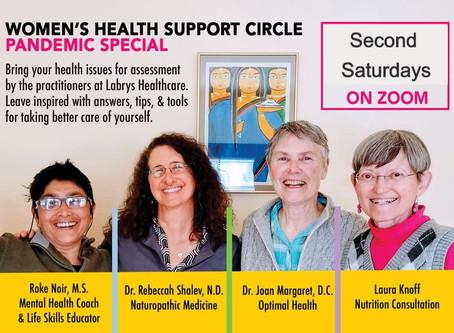 WOMEN'S ONLINE HEALTH CIRCLE