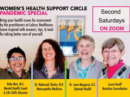 WOMEN'S ONLINE HEALTH CIRCLE