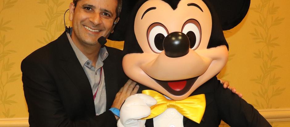 A missão de ensinar sobre o modelo de negócios da Disney