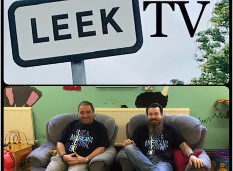 Leek TV Foodbank Donation Coverage