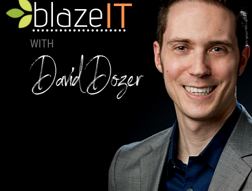 Business Blaze Podcast Episode 2 - Solving IT staffing Challenges with Consulting