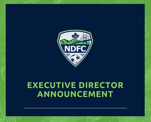 Executive Director Announcement