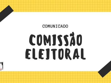 Instruções para o exercício do voto na eleição de composição da Diretoria - Biênio 2020/2021