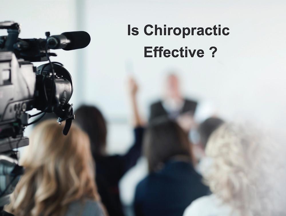Is Chiropractic Effective
