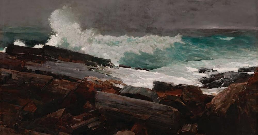 Winslow Homer, Weatherbeaten, 1894