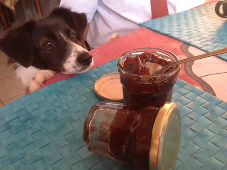 Confiture de Manille aux prunes et aux épices