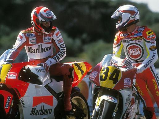 【宿敵對決】GP500的黃金年代 - Schwantz VS Rainey Suzuki「拼命三郎」對Yamaha「邪惡帝國」