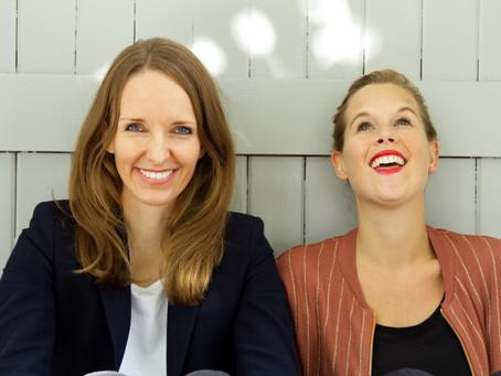Redefining work - Anna Kaiser & Jana Tepe