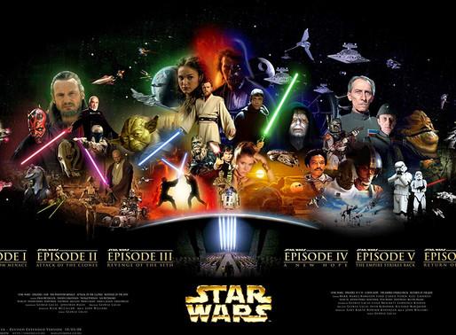 Star Wars Saga: The Best Order to Watch