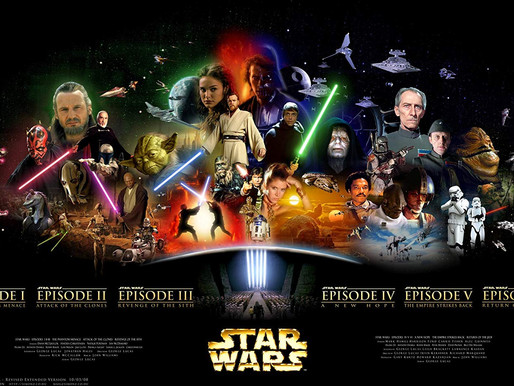Star Wars Saga: The Best Order to Watch