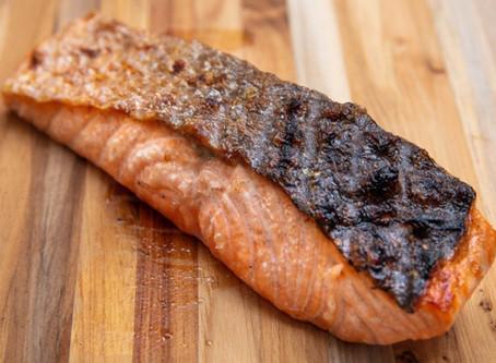 Slammin Salmon Sweet Grilled Salmon
