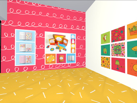 Gray's Virtual Degree Show: A review.