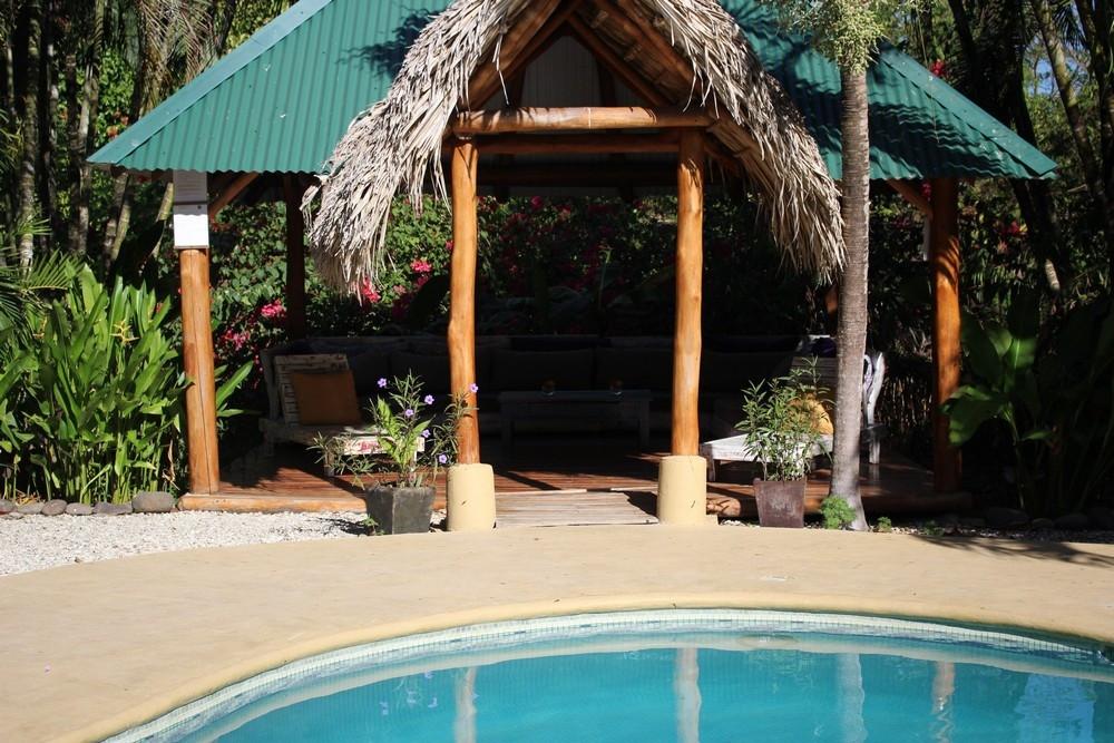 piscine hotel malpais au costa rica