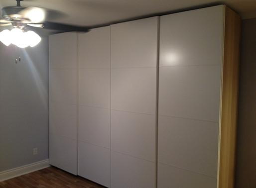 IKEA montage de meuble à Québec