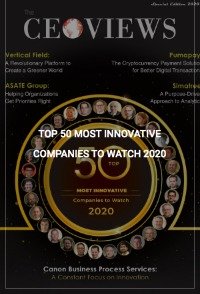 PPX-Tec is a one of The CEOViews Top 50 Most Innovative Companies to Watch in 2020