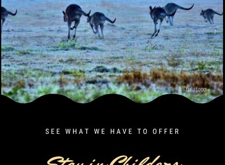 Time to see Australia