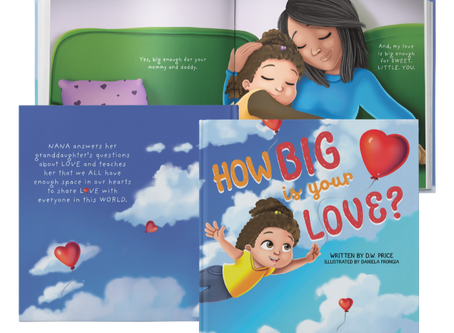 "Discover ""How Big is Your Love, Nana?"" by D.W. Price!"