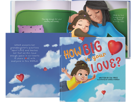 """Discover """"How Big is Your Love, Nana?"""" by D.W. Price!"""