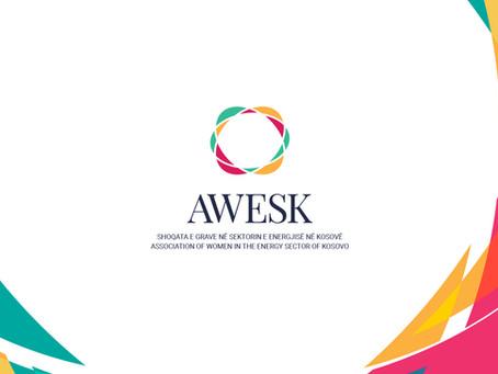AWESK prezanton logo të re e pamje të re dalluese