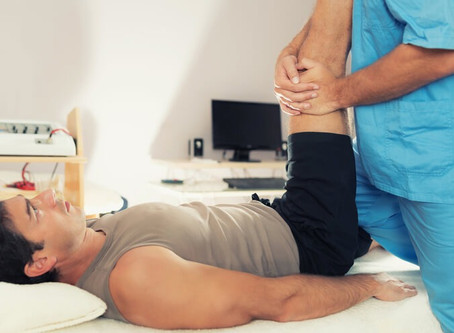 Treating Personal Injury with Chiropractic