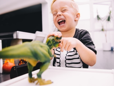 It's science: Your toddler's dinosaur obsession benefits their brain
