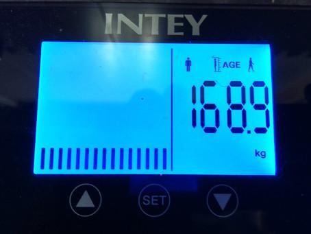 168,9 kg