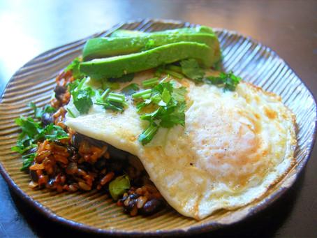 Meals We Love: Spicy Avocado & Black Bean Skillet