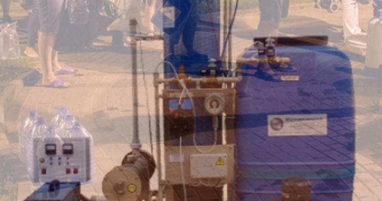 Арифметическая версия водопроводной аварии