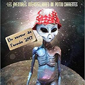 Le Glork : les aventures interstellaires du Poitou-Charentes de Guillaume Carbonneaux