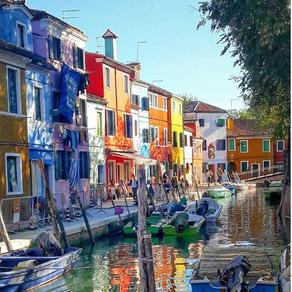Венеция. Венецианские окна.