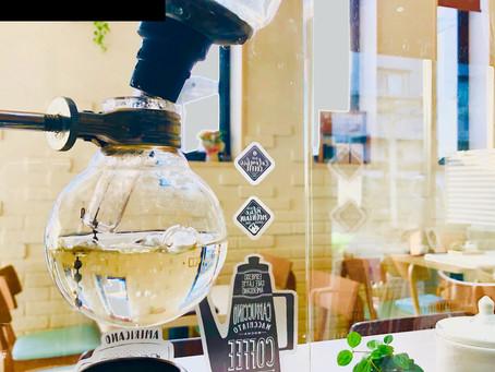祝園からすぐの珈琲が美味しいカフェ 【年末年始の営業】