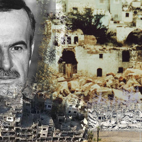 الموت التام لحافظ الأسد