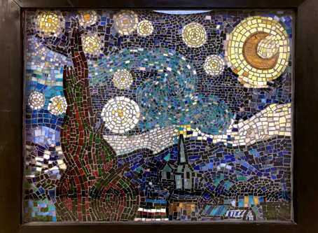 How to Create a Glass Mosaic