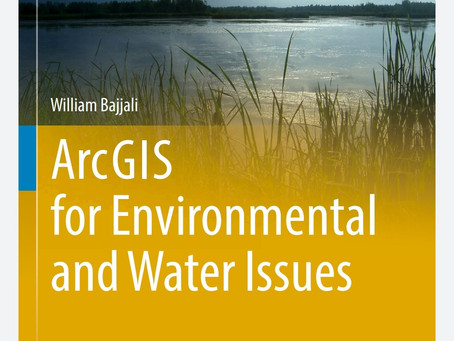 ArcGIS for Environmental and Water Issues: e-book